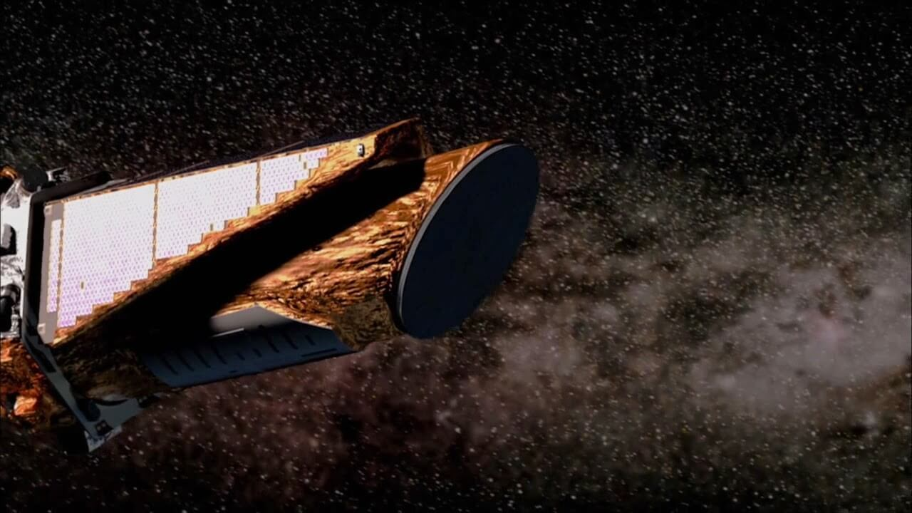 NASA has lost a second spacecraft this week ending a fruitful mission in the asteroid belt