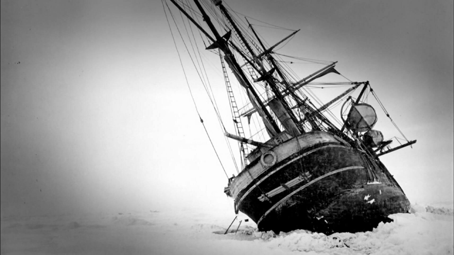 shackletons lost ship endurance - HD1920×1080