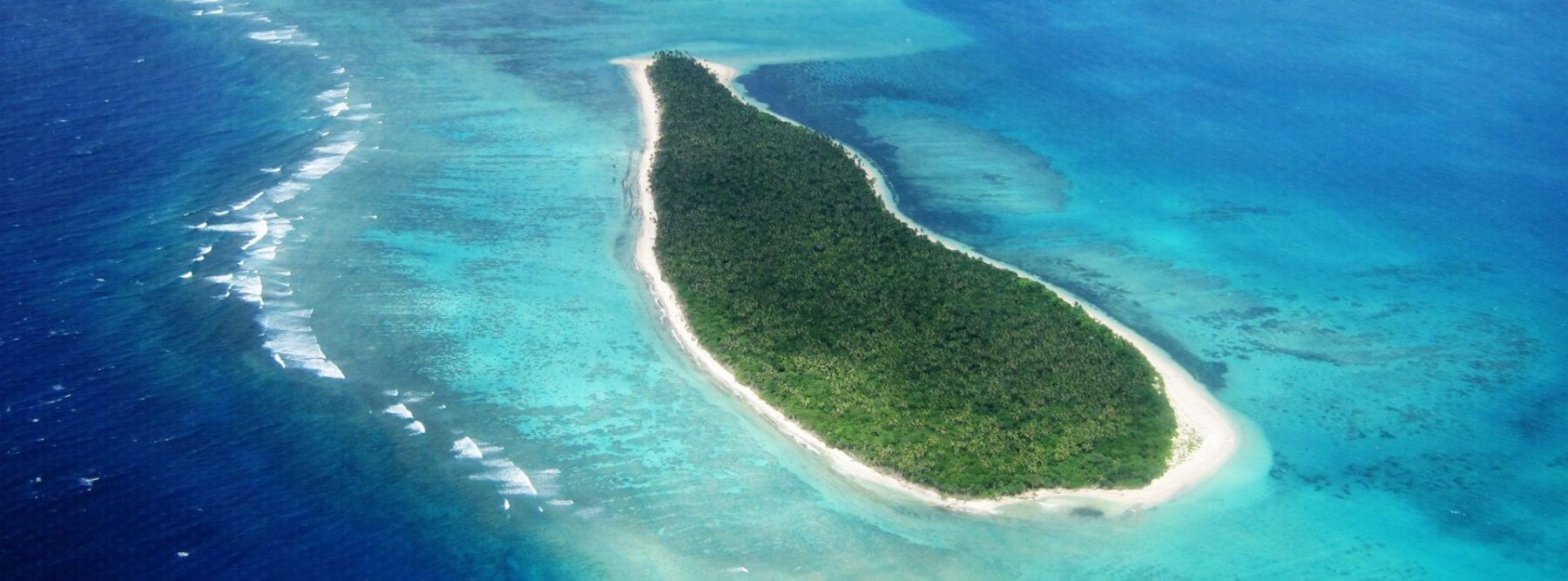 South Pacific Ocean Of Islands Bbc